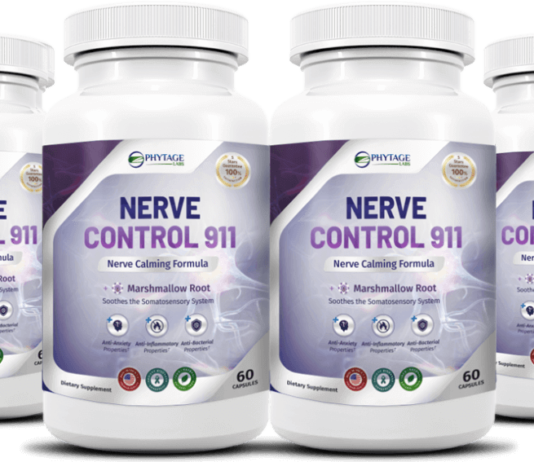 Nerve control reviews